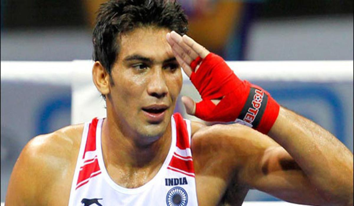 Boxer Manoj credits brother for success