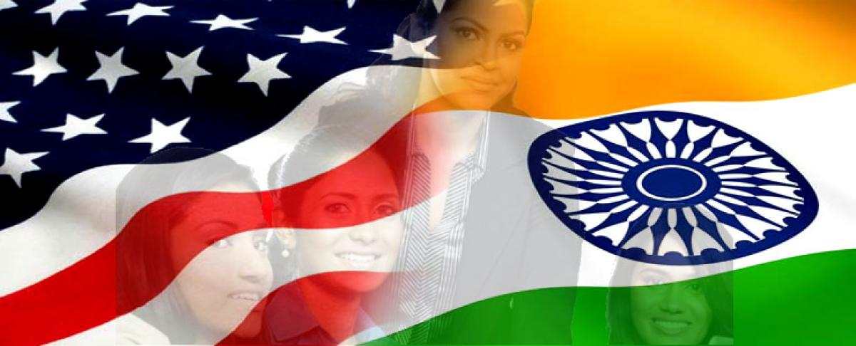 Indian American women earn more than non Hispanic white men