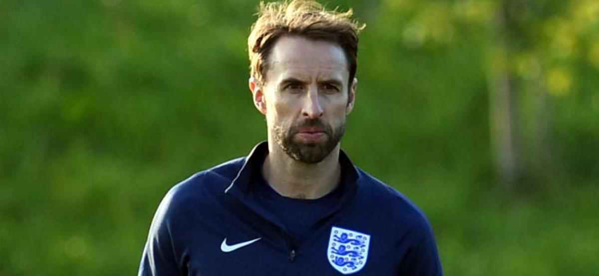 Southgate hopes to restore England's tarnished reputation