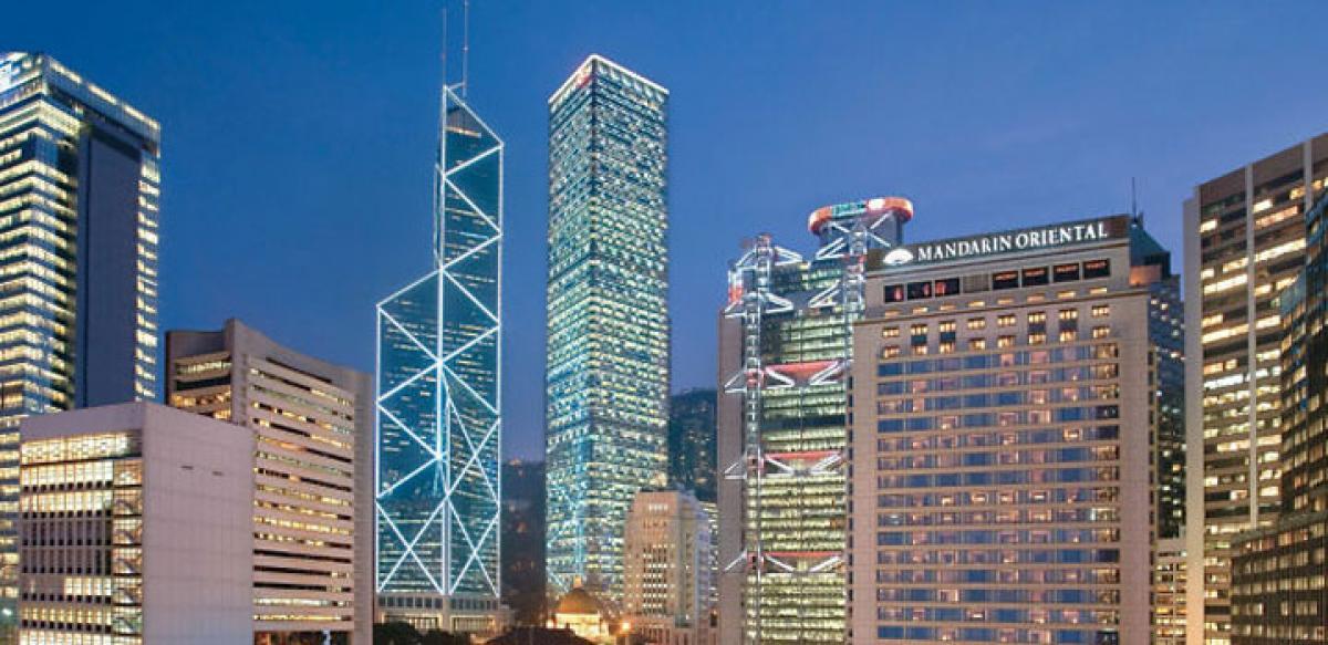 Mandarin Oriental partnership with Art Base Show