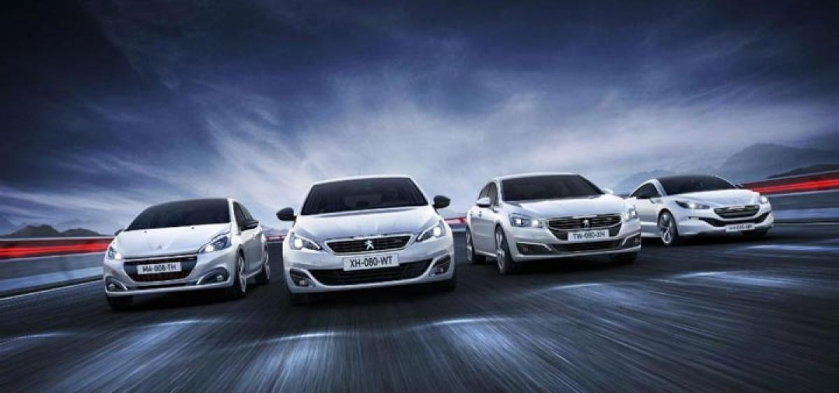 Peugeot aims to enter India by 2018