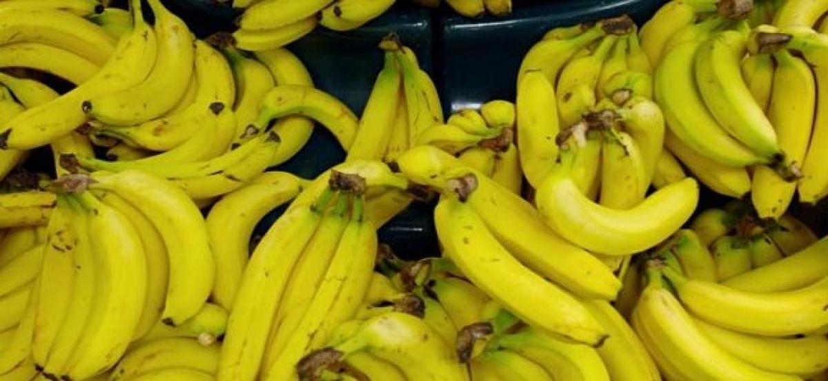 Banana price soars.