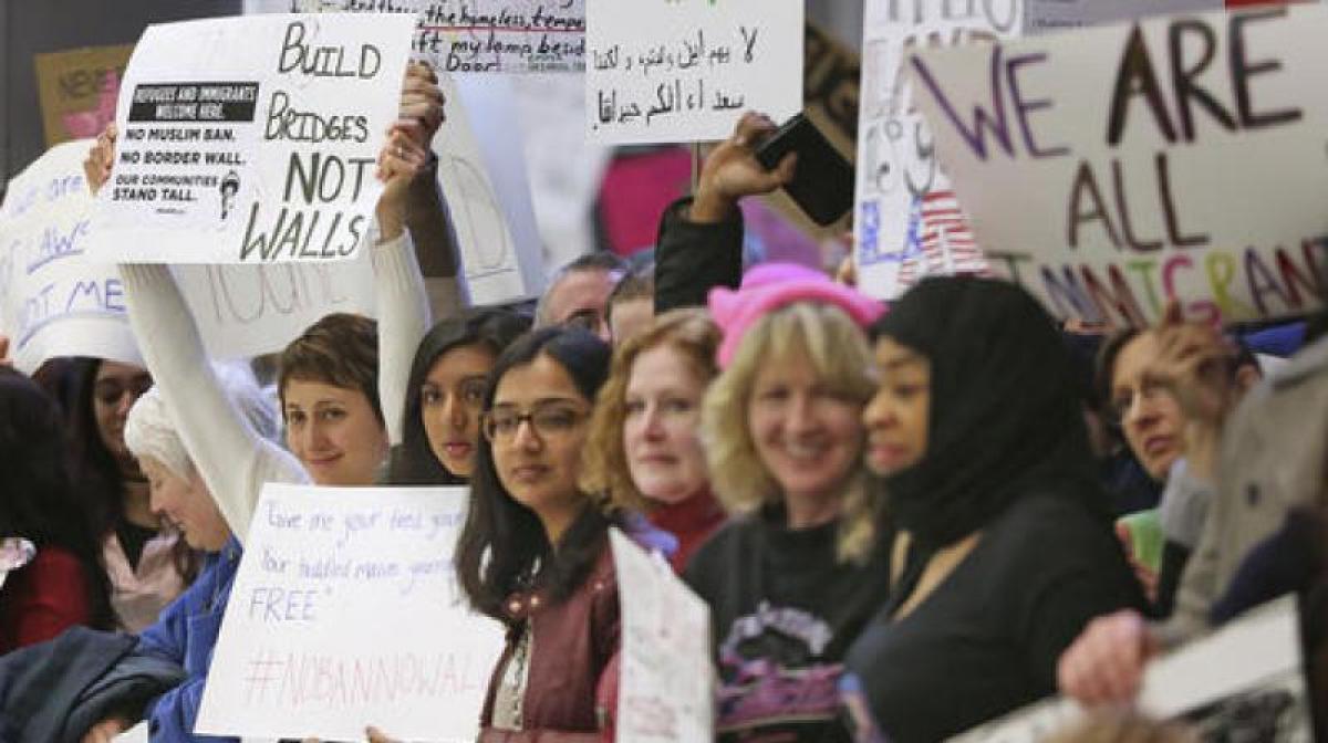 Jihadist groups, ISIS hail Trumps travel ban as victory: report