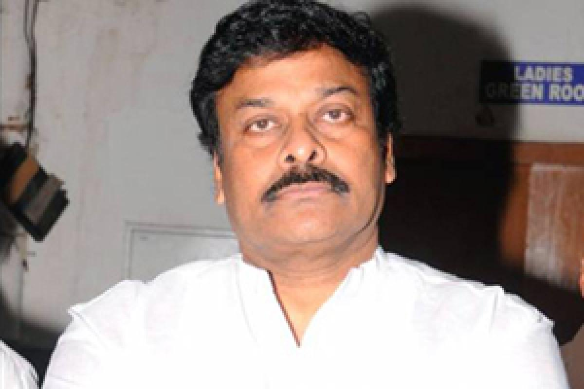 Chiranjeevi extends support to Mudragada over Kapu reservations