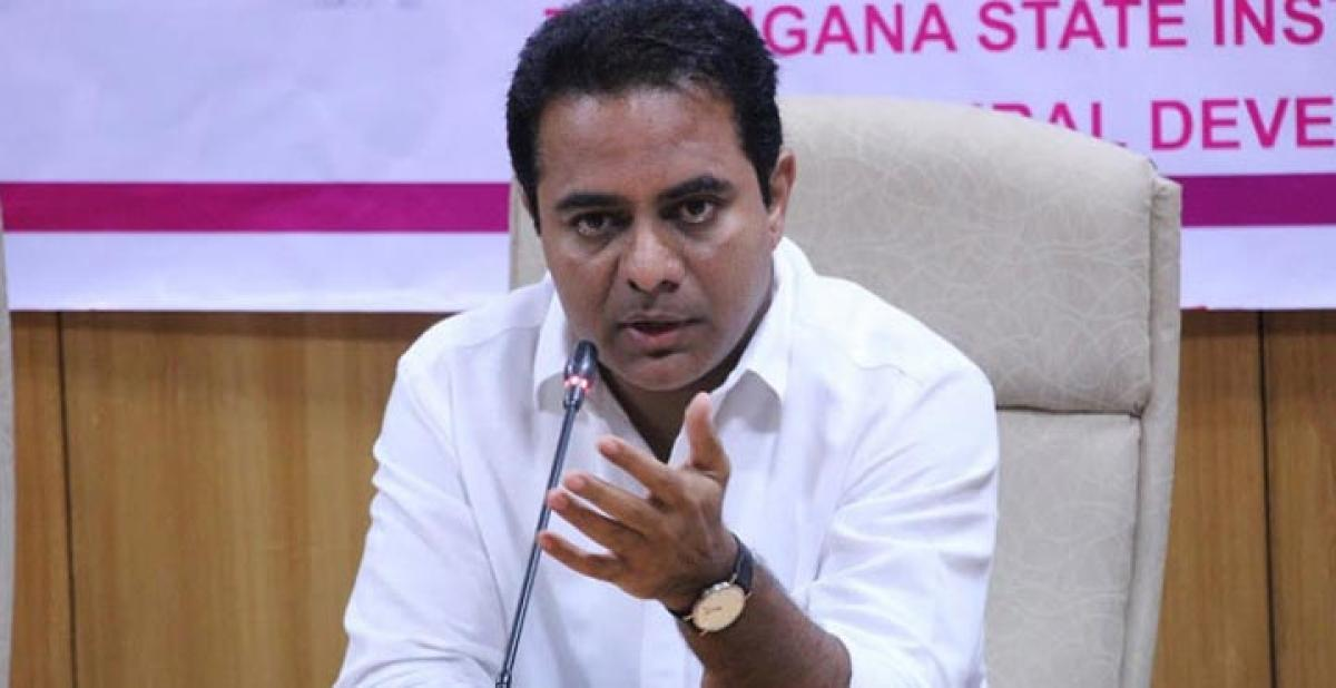 KTR for Mauritius next month