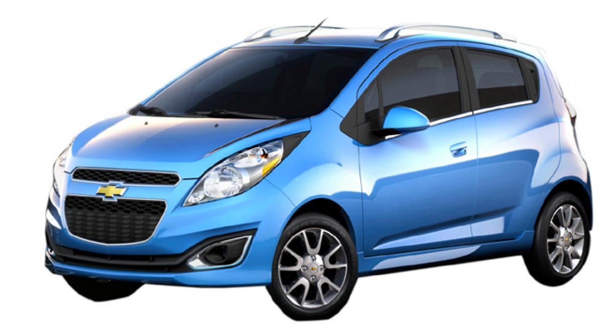 New Chevrolet Beat India to be launched in 2017