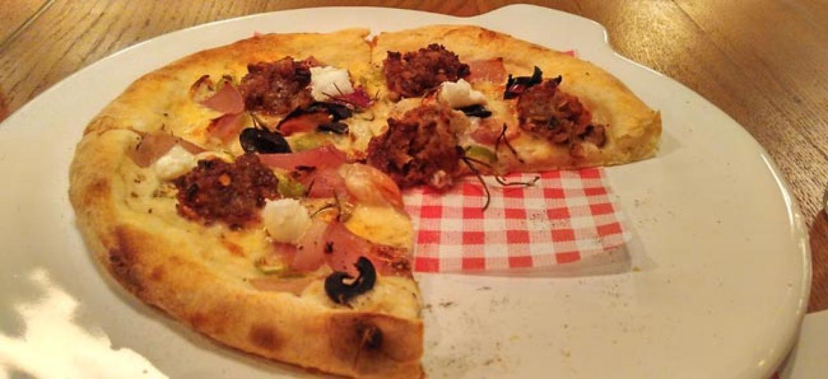 Restaurant Review: Jamie