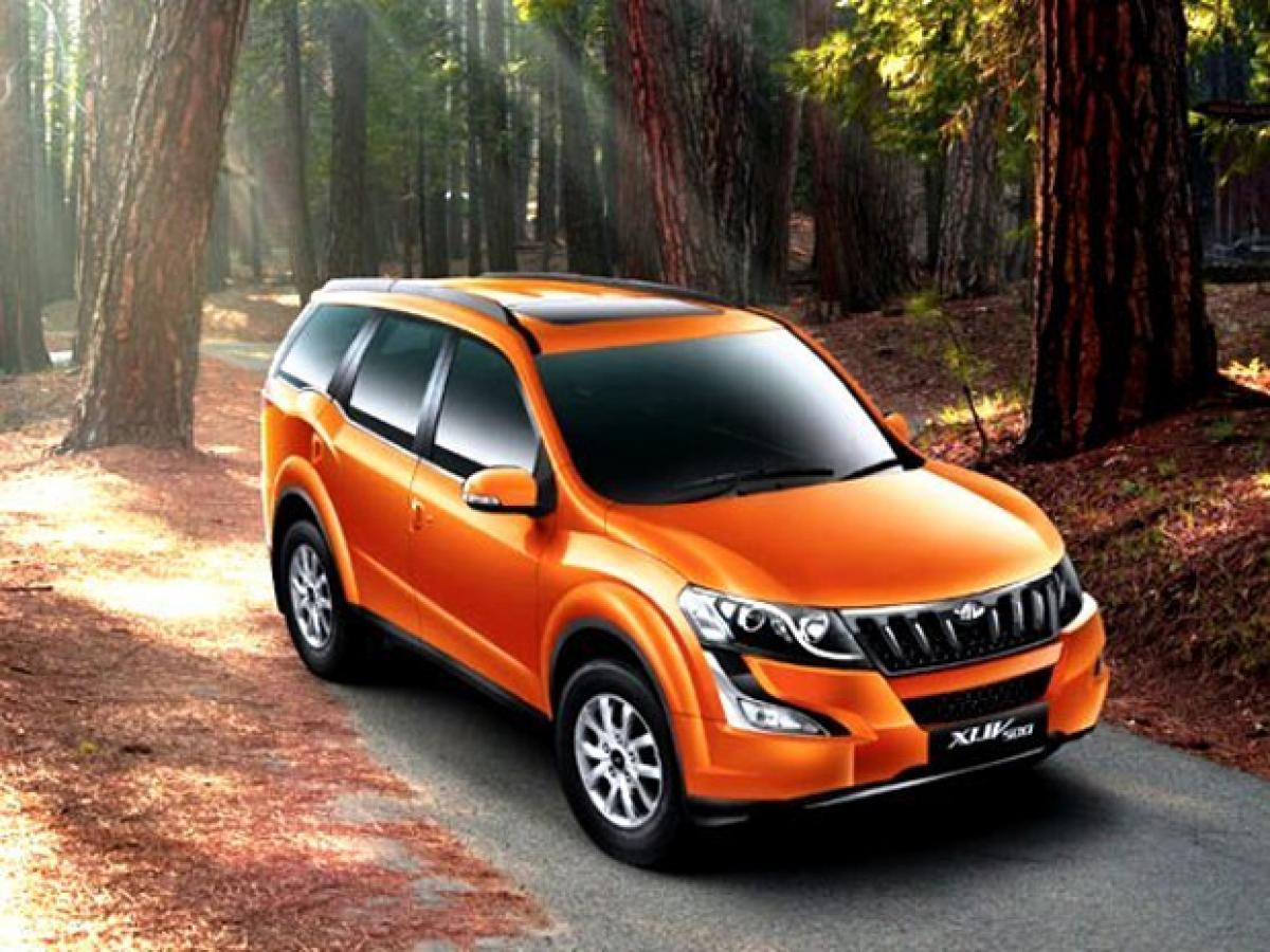 Mahindra Launches Automatic Variants Of XUV500 1.99L