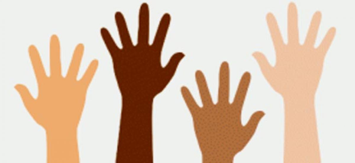 Is Metamorphism of Humans' a Cure for Racism?