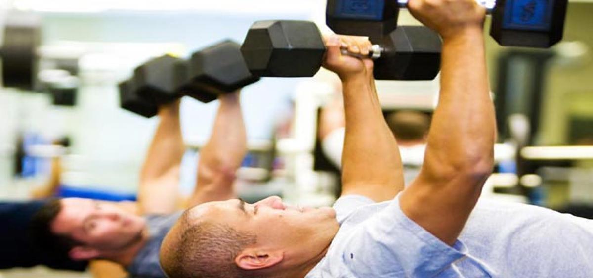 Weight lifting exercises may cut risks of heart disease, diabetes