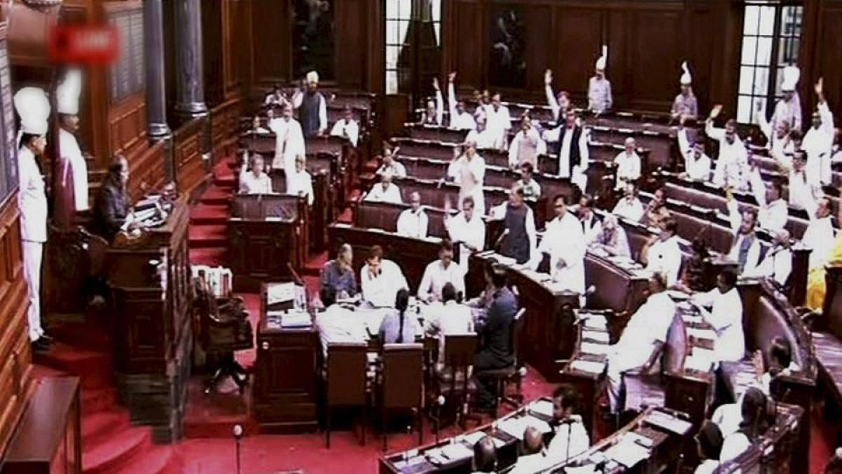 Opposition protests alleged move to disband OBC commission