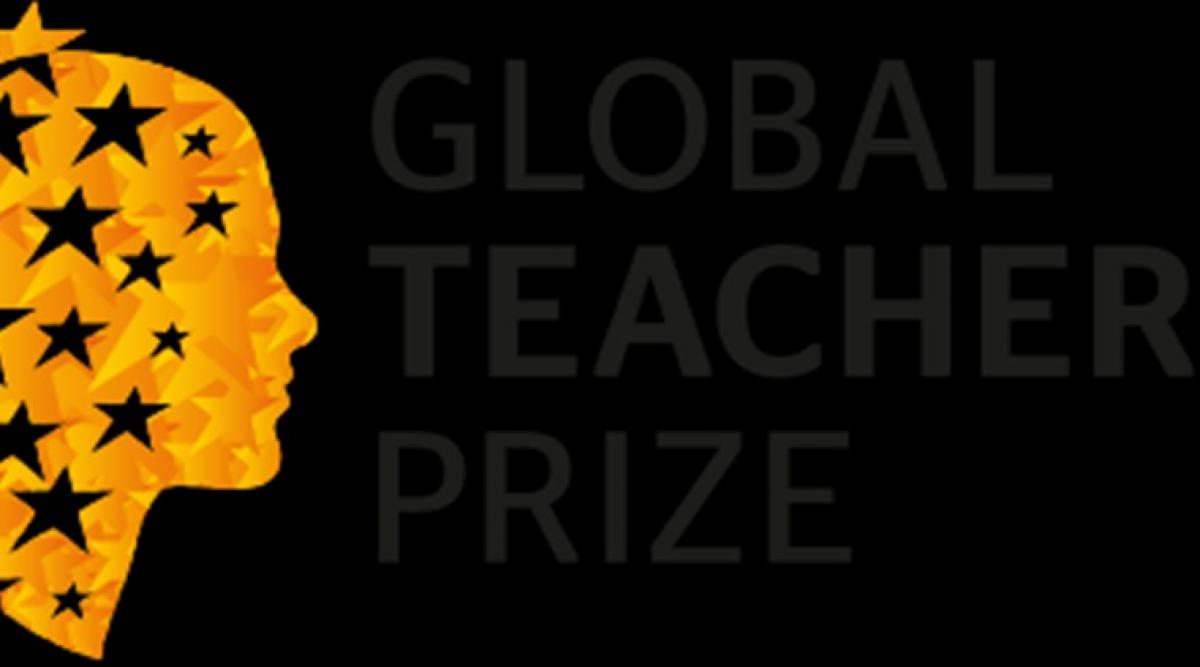 Indian in contention for US $ 1 mn Global Teacher Prize in UK