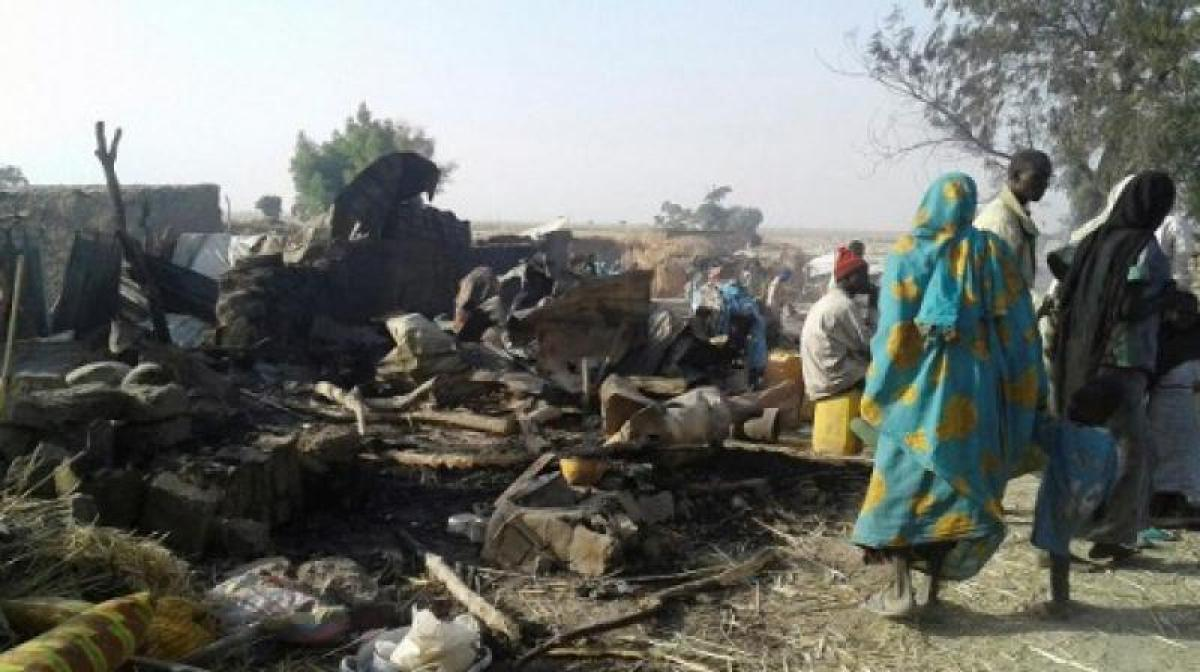 Botched Nigerian air strike may have killed 236 people: official