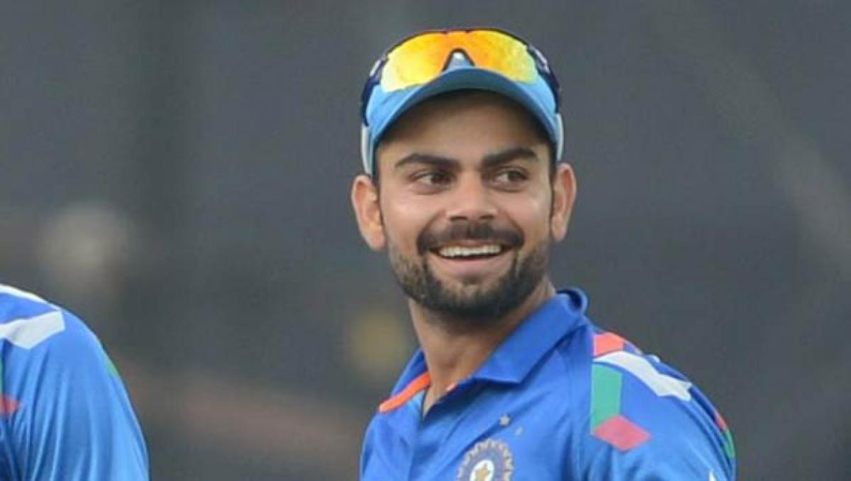 Virat Kohli to take over from MS Dhoni as ODI, T20I captain