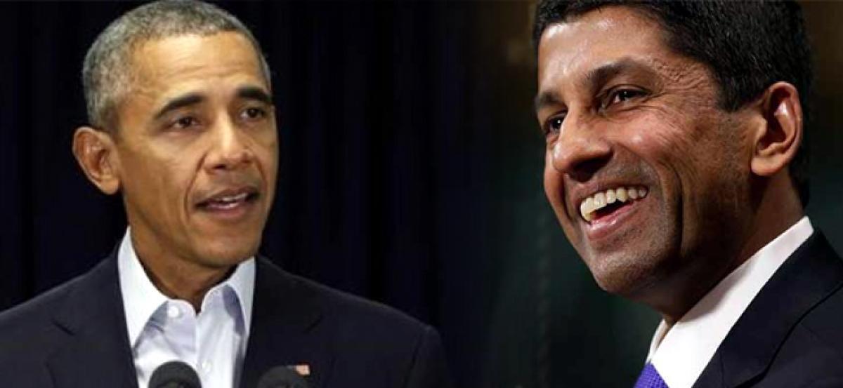 Obama picks white judge as apex court nominee