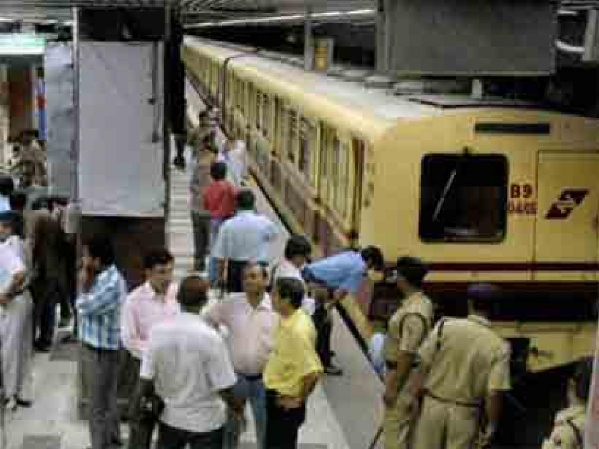 Suspicious bag found Netaji Bhawan metro station in Kolkata