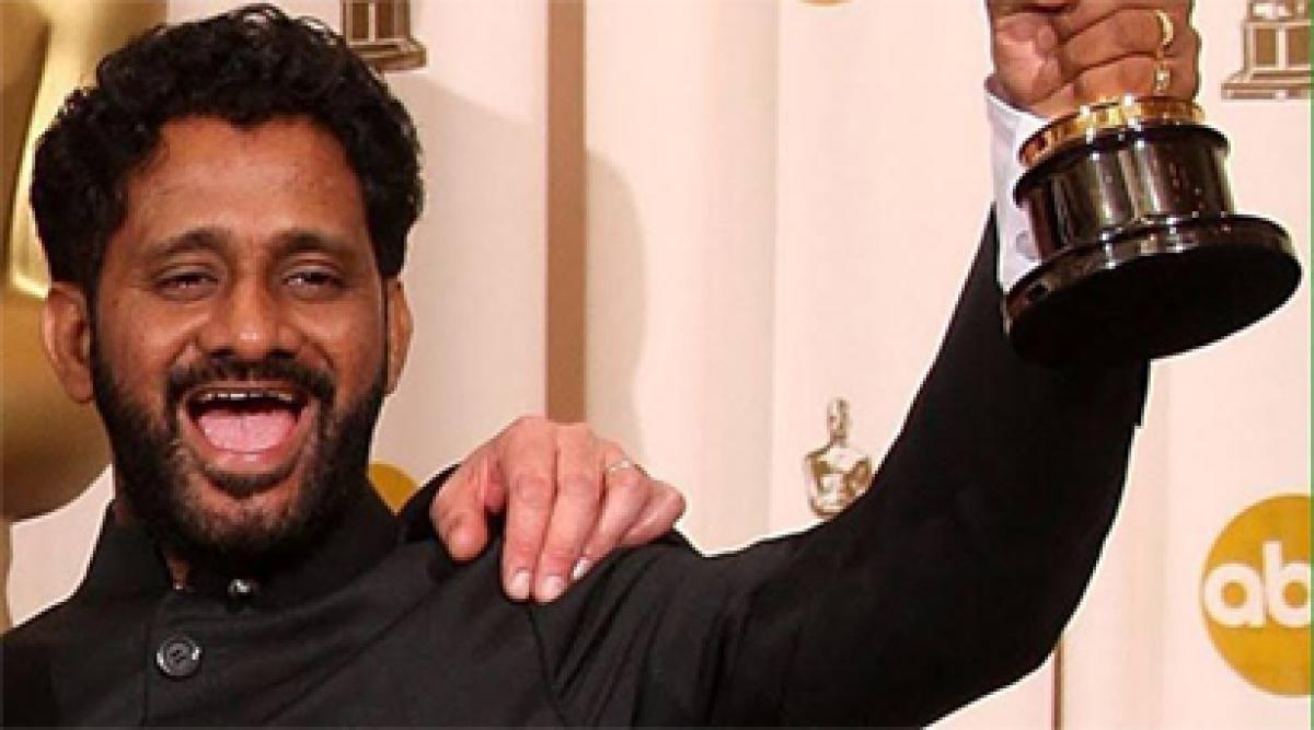 Golden Reel Award for Oscar-winner Resul Pookutty