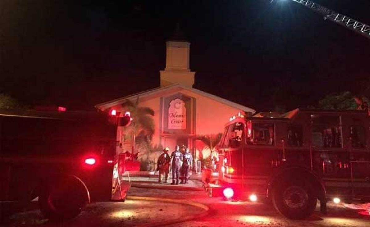 Man Accused Of Burning Mosque Attended By Orlando Shooter Pleads No Contest