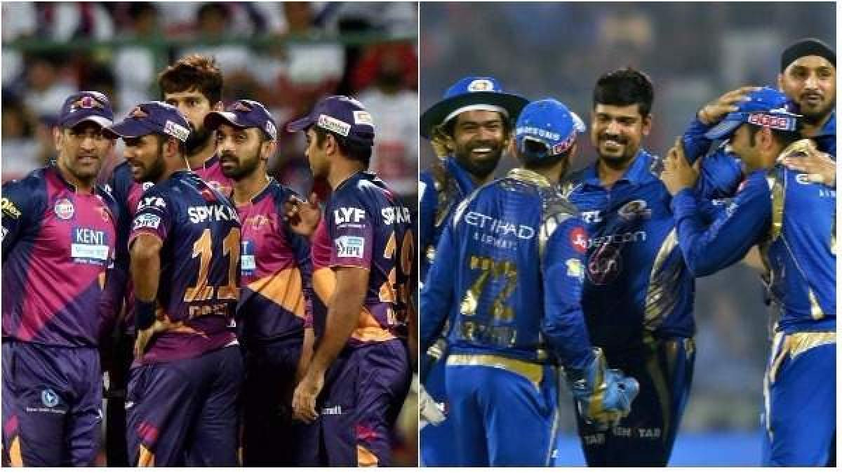 IPL Final: Rising Pune Supergiants face Mumbai Indians