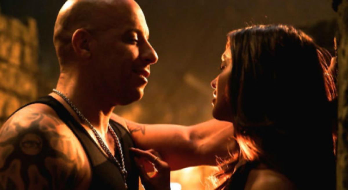 Working still: Deepika Padukone in Vin Diesels xXx