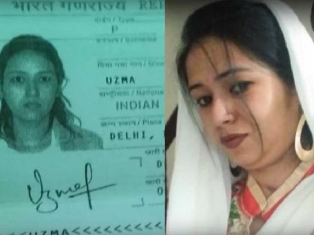 Woman forced to marry a Pakistani returns home