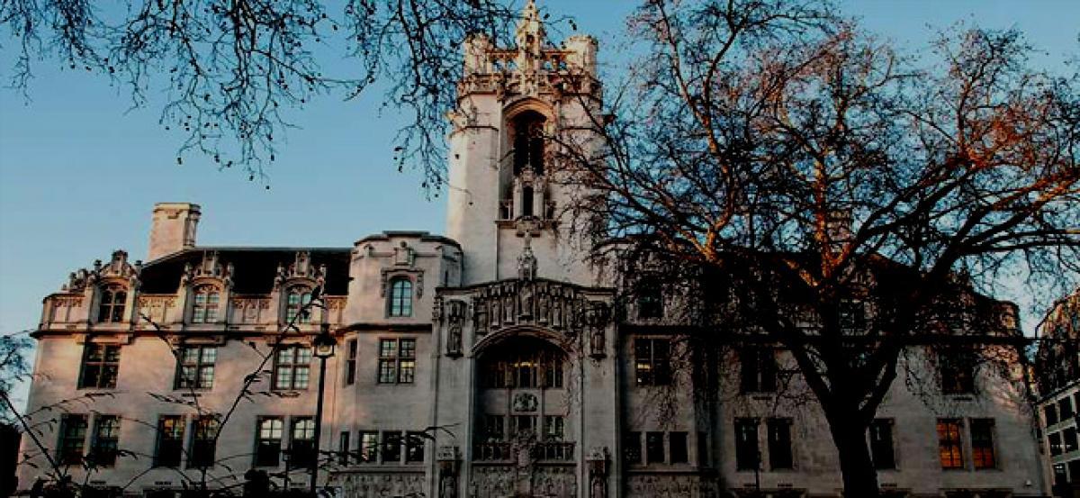 Date set for Brexit case result in Britains Supreme Court