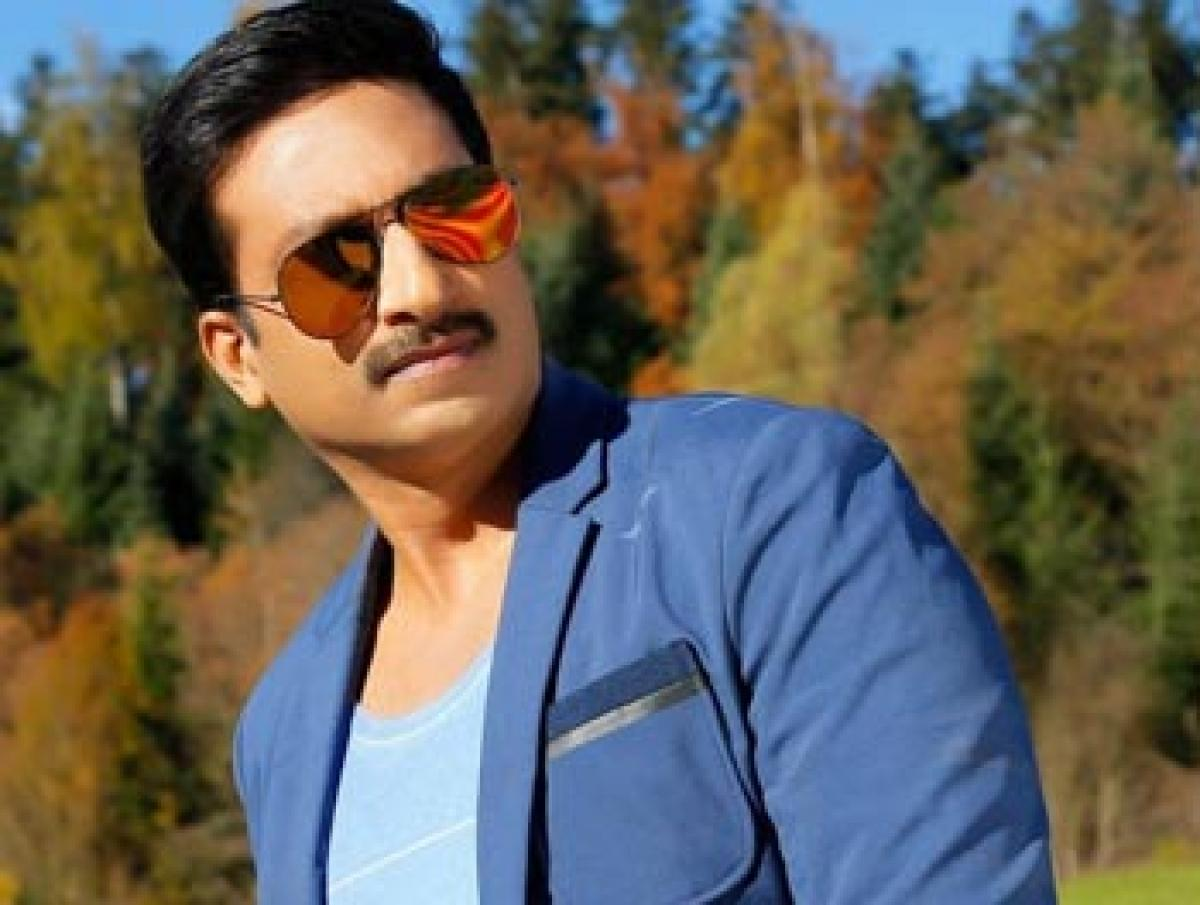 A first-of-a-kind role for Gopi