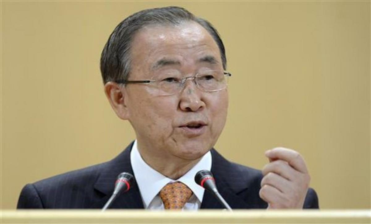 UN chief to attend Moscow WWII victory parade: report