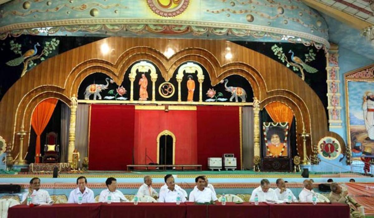 Parthi Yathra of Office Bearers of Andhra Pradesh & Telangana States - Day 1