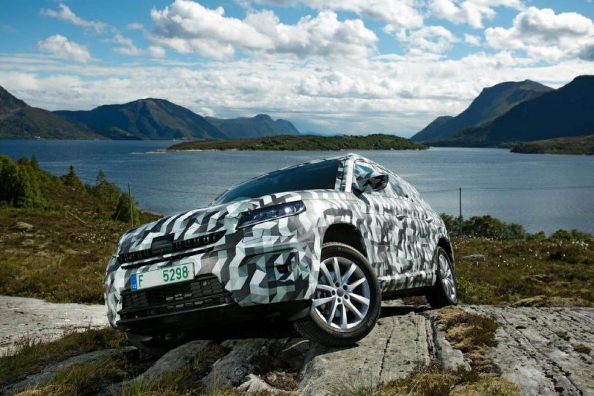 Skoda Kodiaq SUV all that you wanted to know