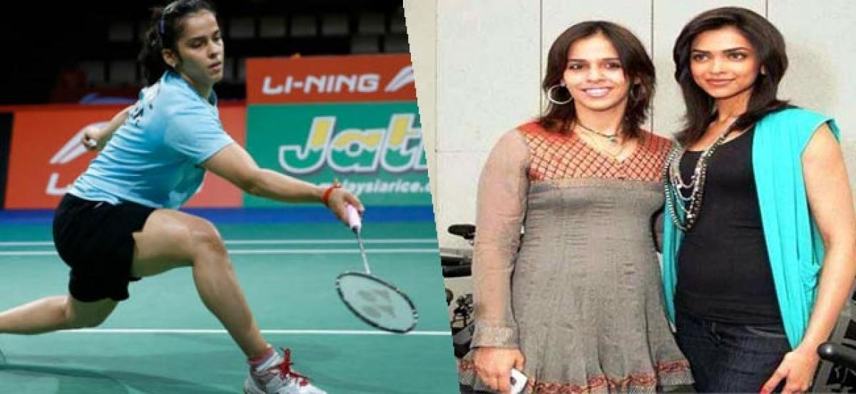 How would Deepika look in the role of Saina Nehwal?