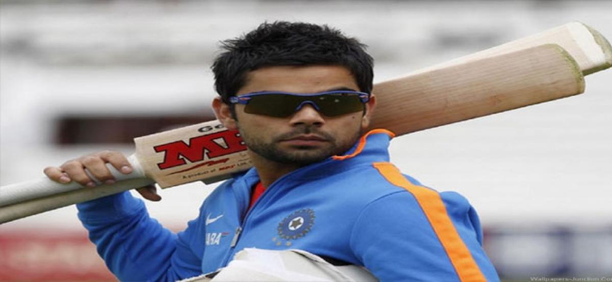 Virat Kohli is highest paid Indian sportsperson