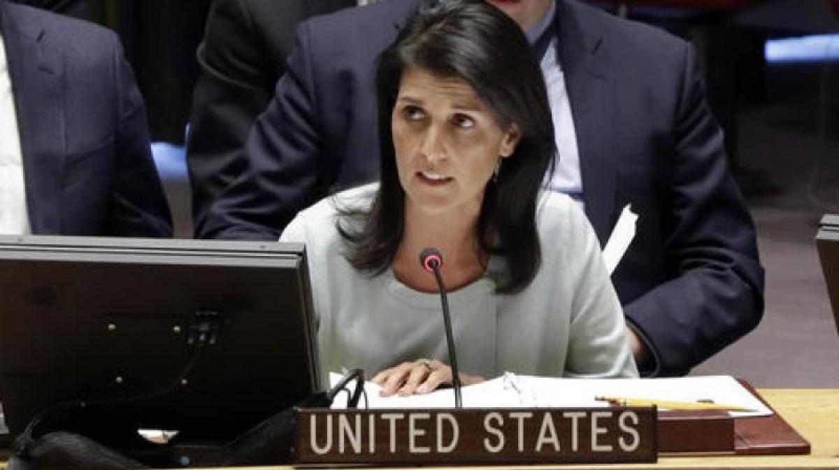 US ambassador Nikki Haley says no love in dealings with Russia