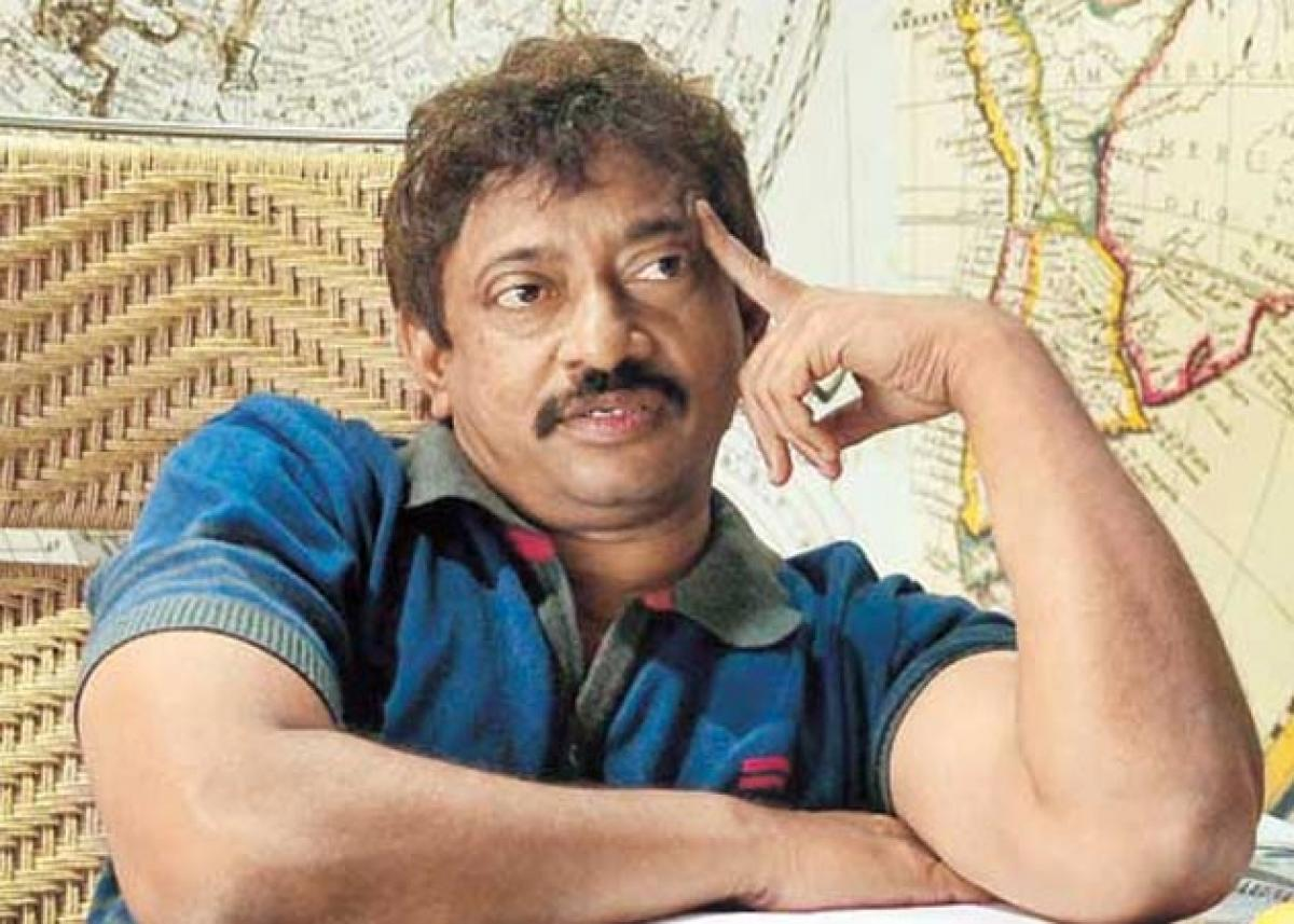 I am embarrassed as Andhra citizen over Chandrababu episode: RGV