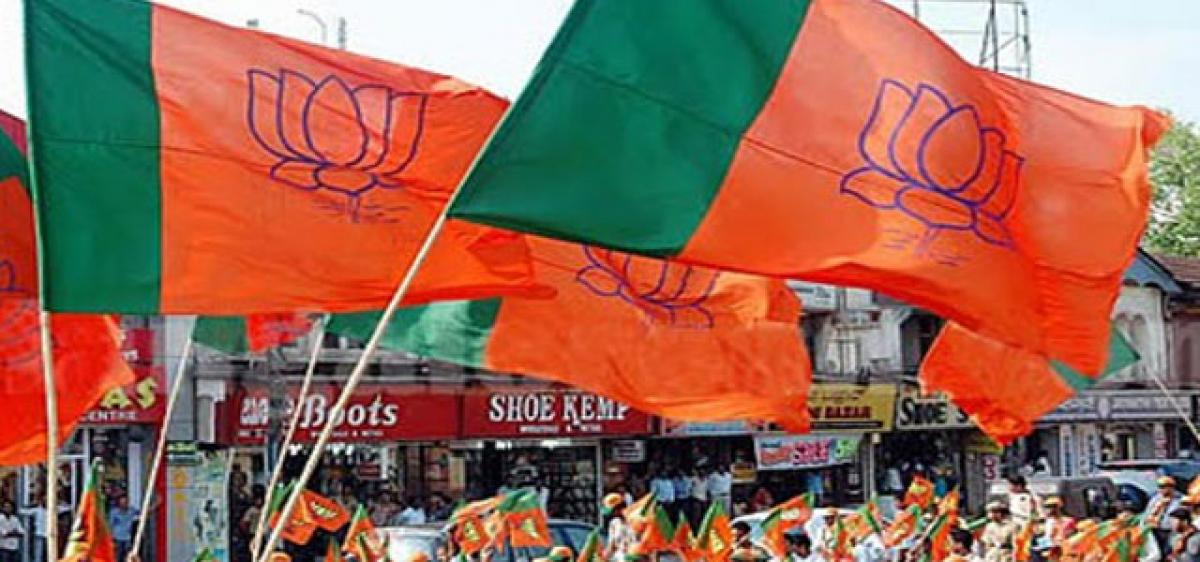BJP to hold praja ballot on quota for Muslims