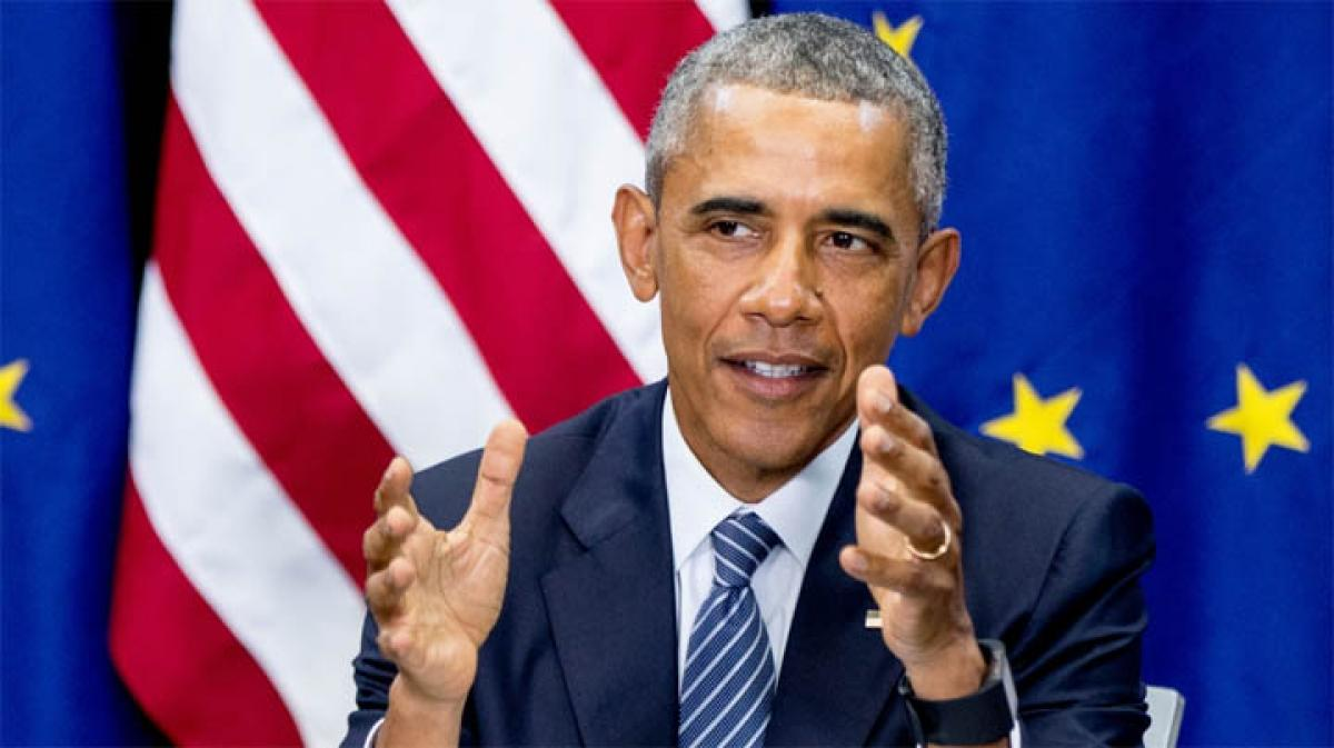 Action to limit emissions and shift to lower carbon energy compatible with economic growth: Obama
