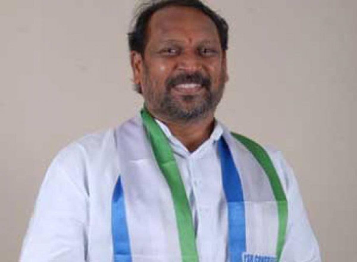 YSRCP leader Konathala to join TDP, Babu offers MLC seat?
