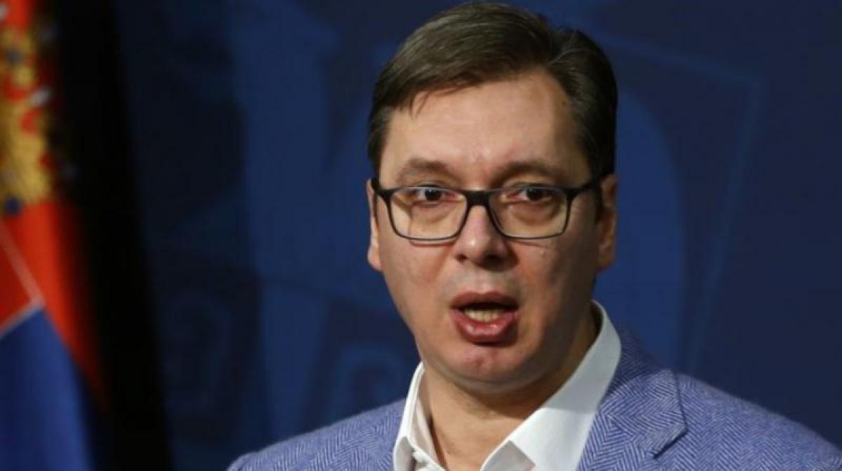 Serbias powerful PM claims landslide presidential win