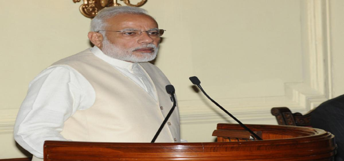 Innovative research need of the hour: Modi