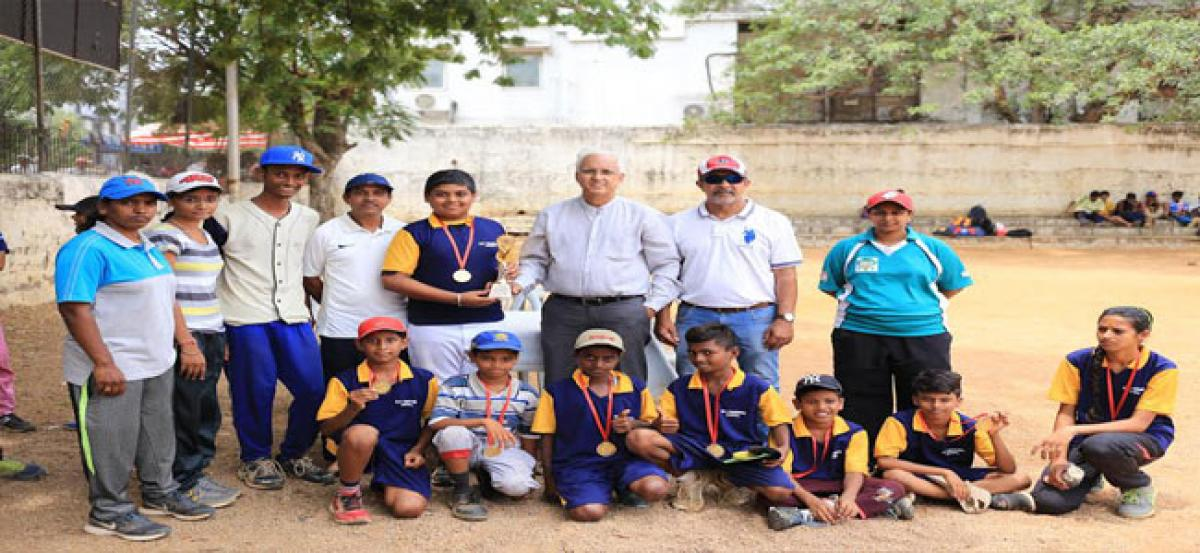 MP Youngmen win baseball title