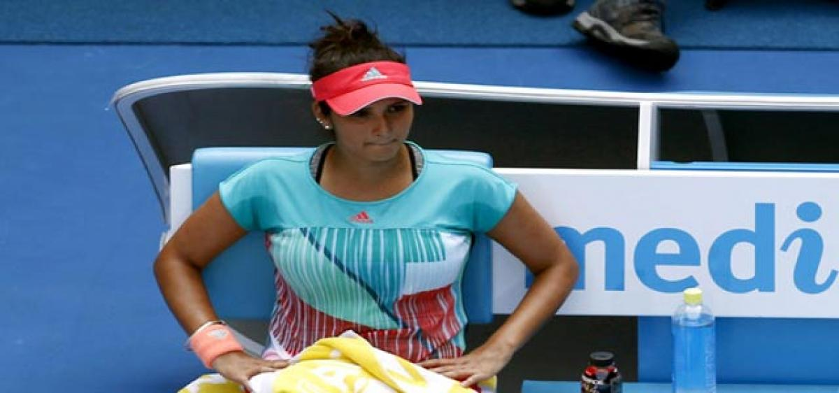 Sania not to appear in person