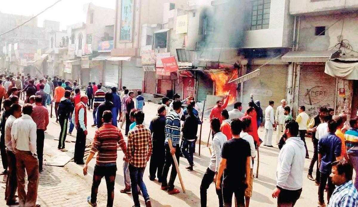 Haryana: Jat agitation raises spectre of last years violence