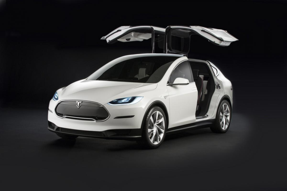 Booking open for Telsa X electric sport utility vehicle priced $80K