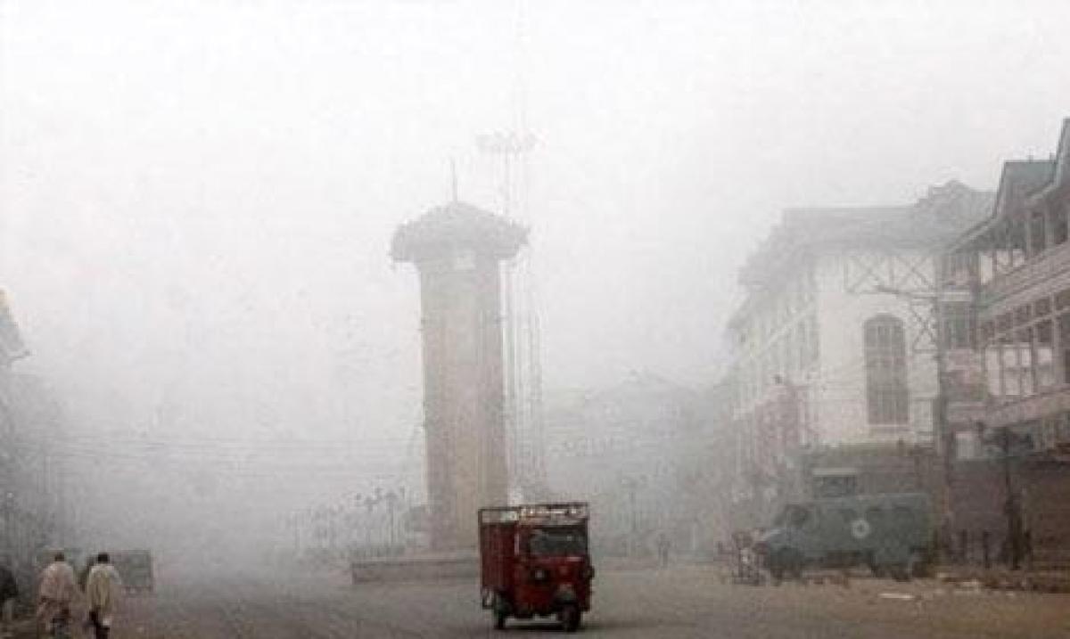 Chillai Kalan season of cold nights begins in Srinagar