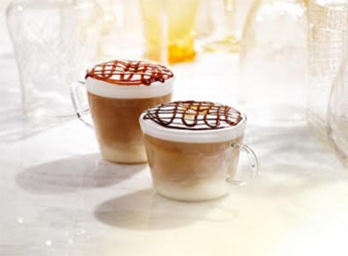 Unfold the blossoming flavours of Starbucks Macchiato!