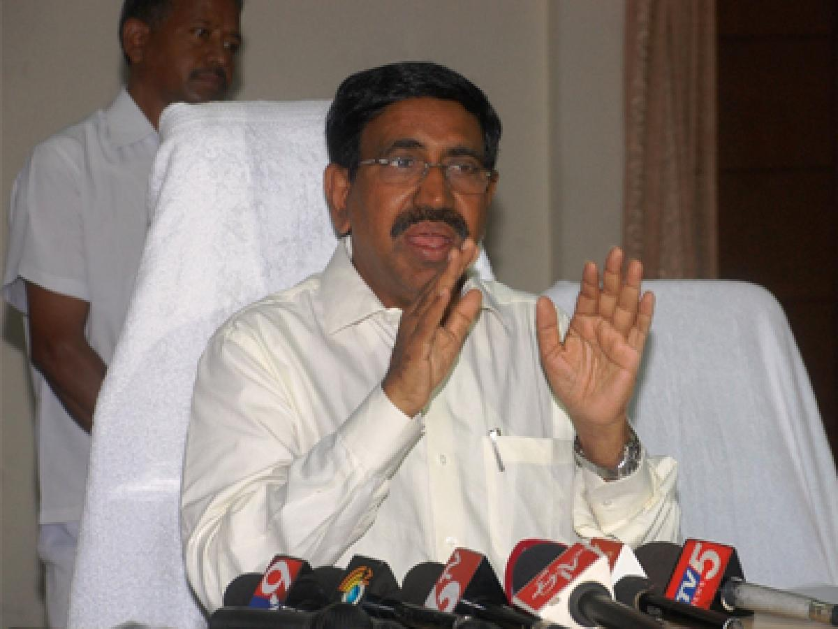 Minister Narayana announces shifting of AP employees