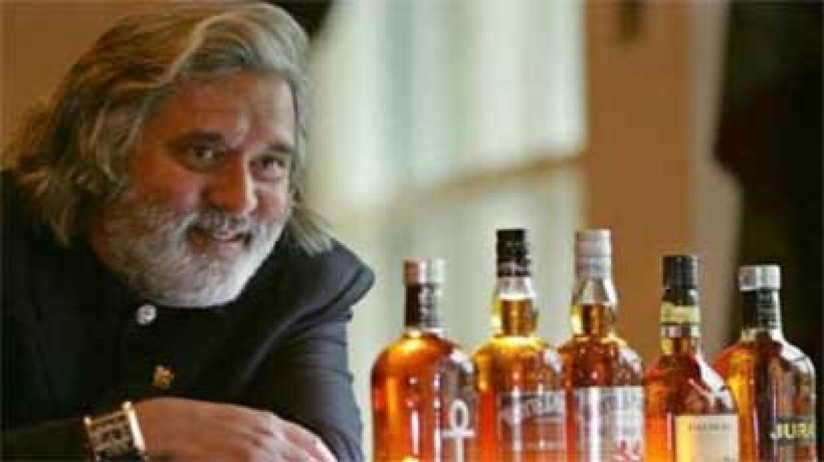 United Spirits to pursue recovery of $195 million UB Holdings loan