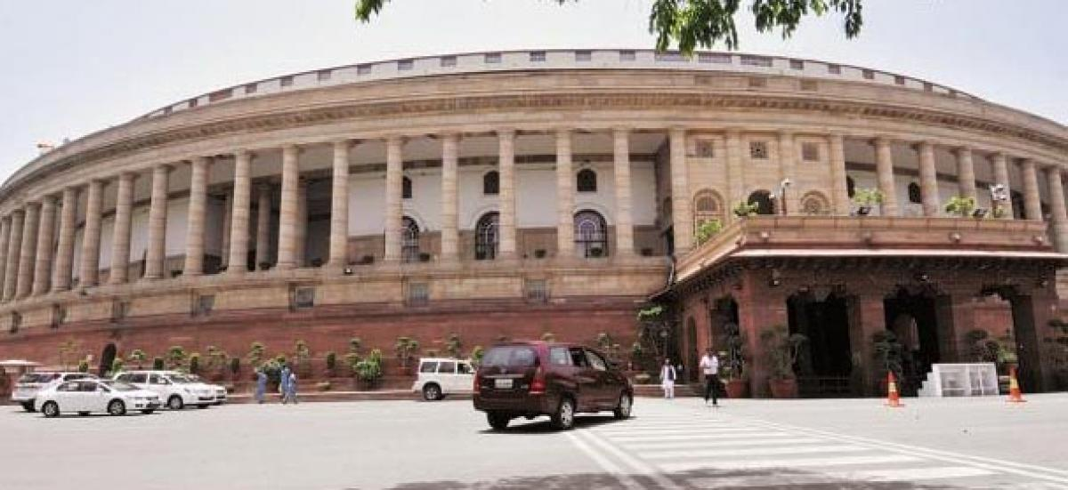 NDA to discuss strategy to thwart opposition efforts to disrupt Winter Session of Parliament