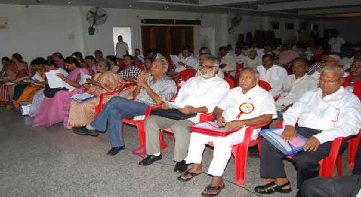 Need for unity of Left parties stressed