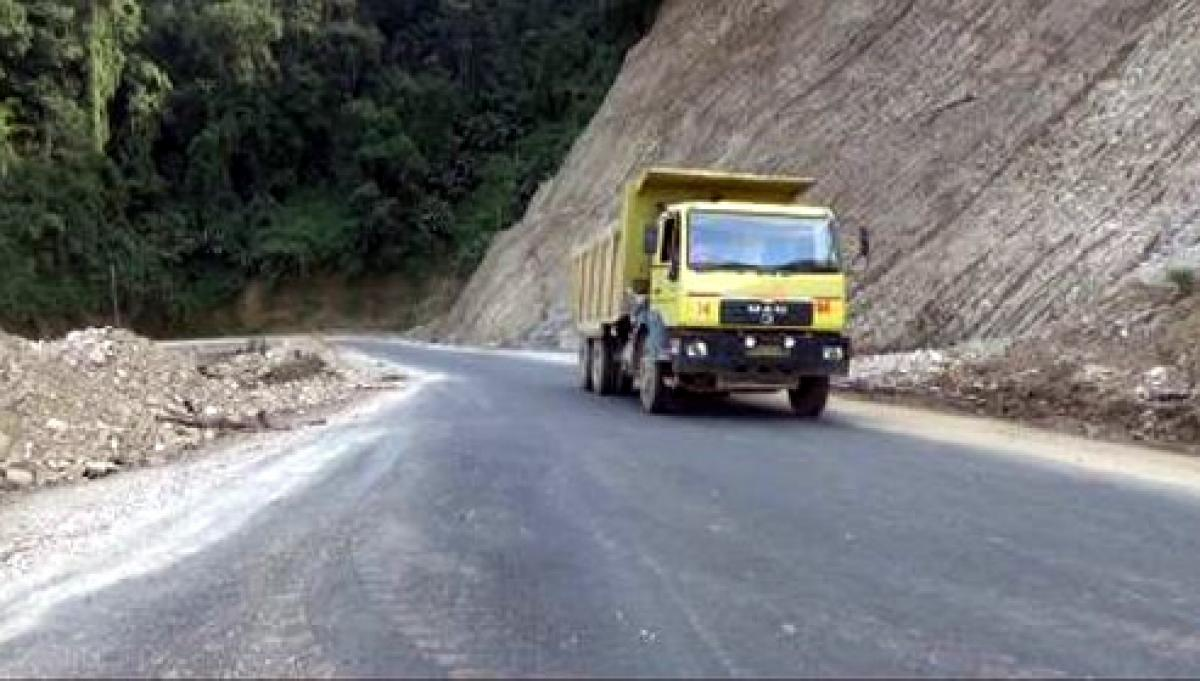 Trans-Arunachal highway to be completed before 2018